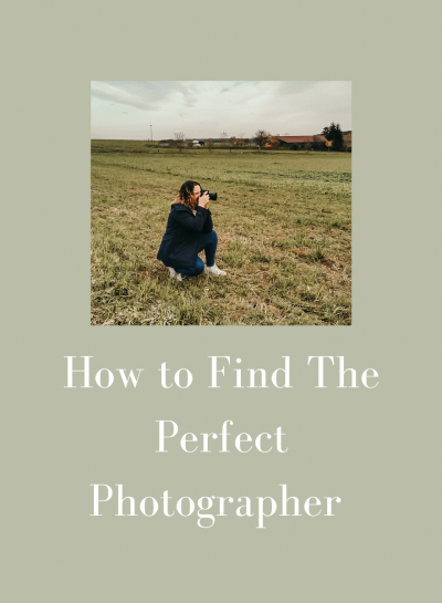 What to Look for When Booking a Photographer