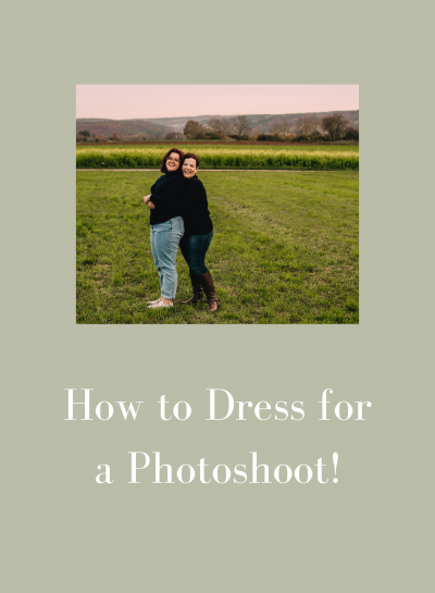 How to Dress for a Photoshoot