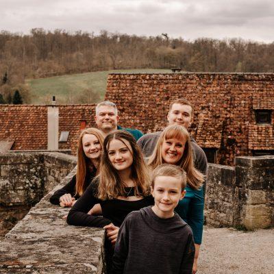 Family Session in Bebenhausen